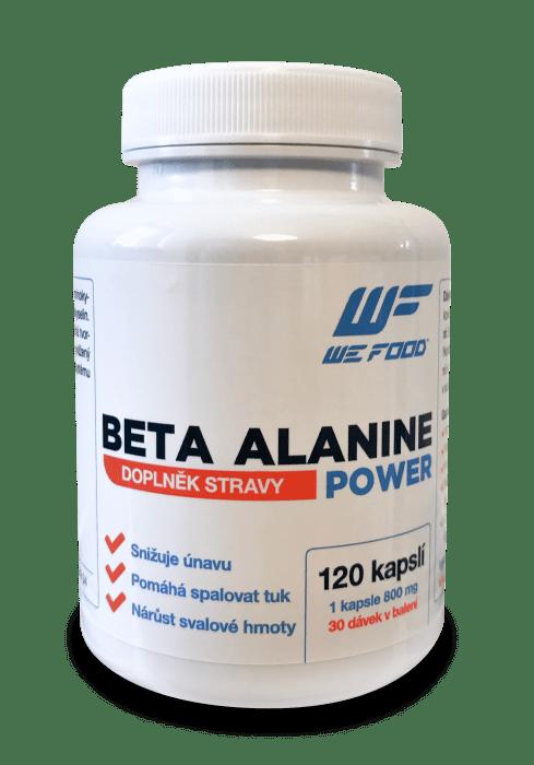 Fermentovaný Beta-Alanine 120 kapsúl