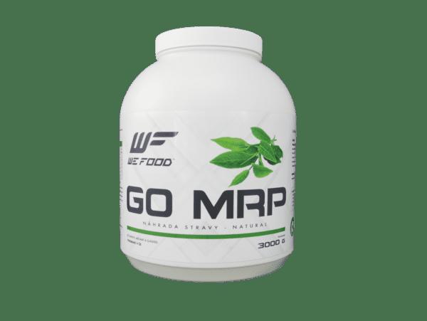 Náhrada stravy GO MRP 3kg naturál