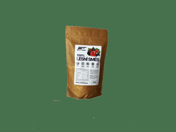 100% Sušený ovocný / zeleninový prášok 330g lesná zmes