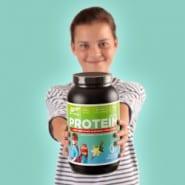 Výživa a príjem bielkovín u detí - Junior Proteín 1