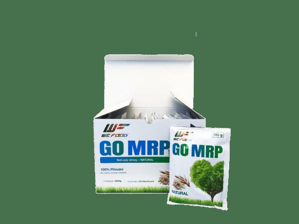 Náhrada stravy GO MRP 20x100g natural