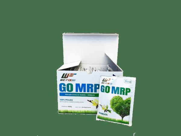 Náhrada stravy GO MRP 20x100g vanilka