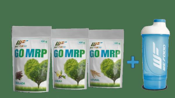 Náhrada stravy GO MRP Starter Kit