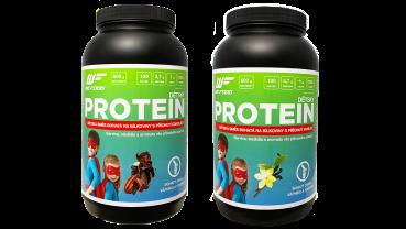 Proteíny 2