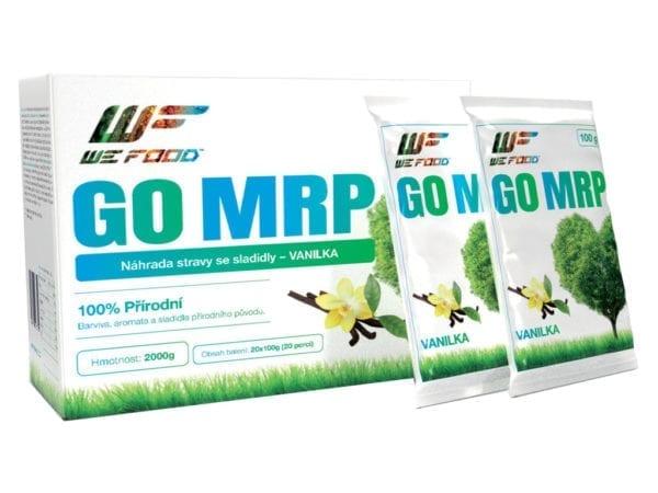 Náhrada stravy GO MRP 20x100g